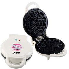 Oxone OX-831 Waffle Maker - Putih