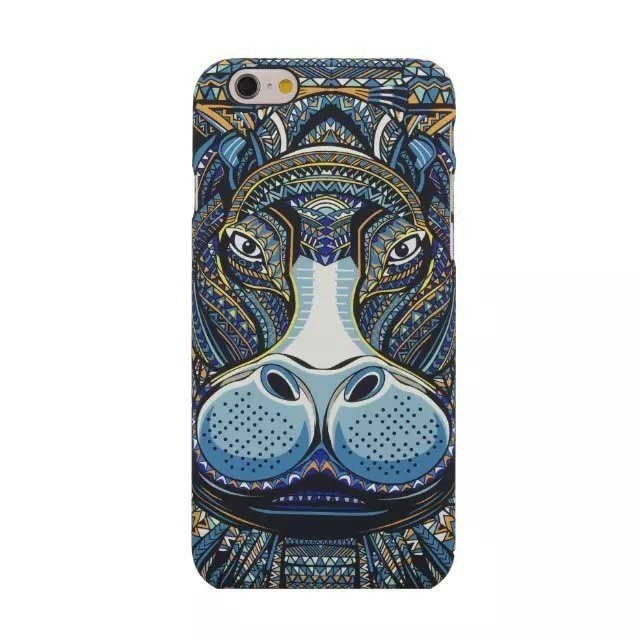 Painting Case for iPhone 6 (Multicolor)
