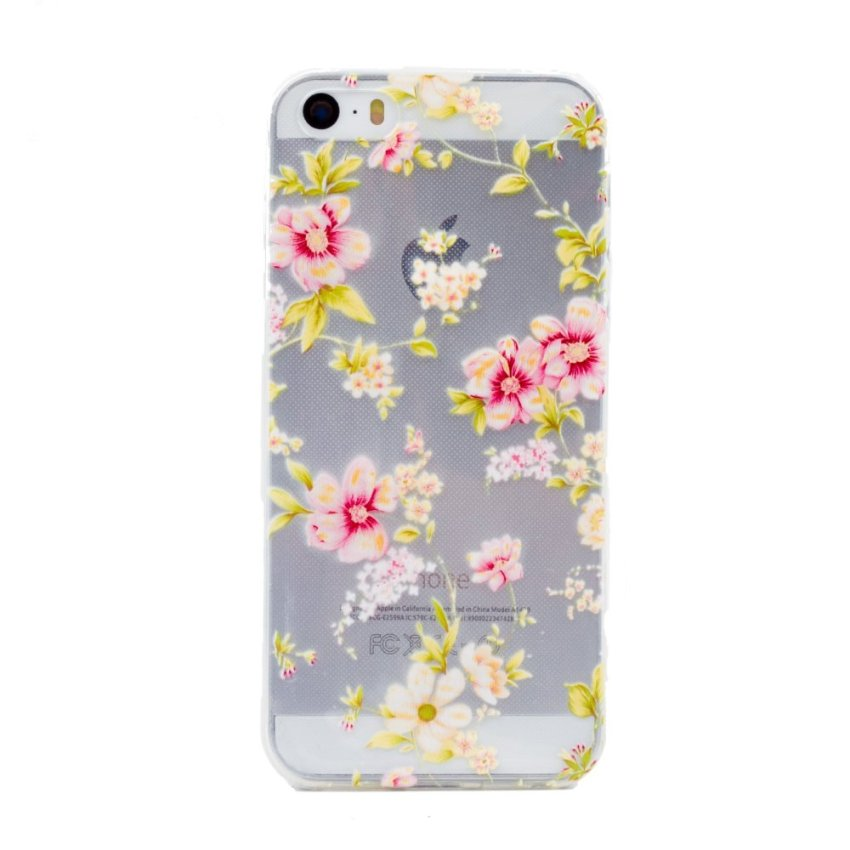 Paroparoshop Flower Case For iPhone 4 or 4S - Daisy