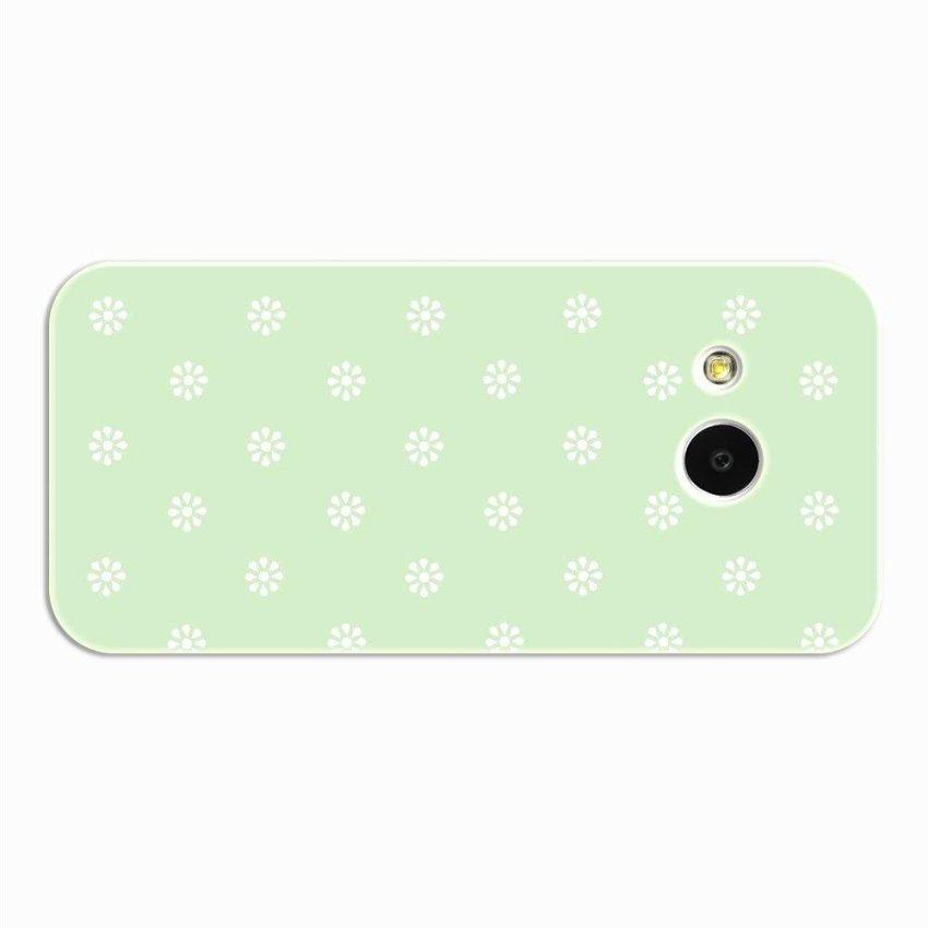 PC Plastic Case for HTC one mini2 green