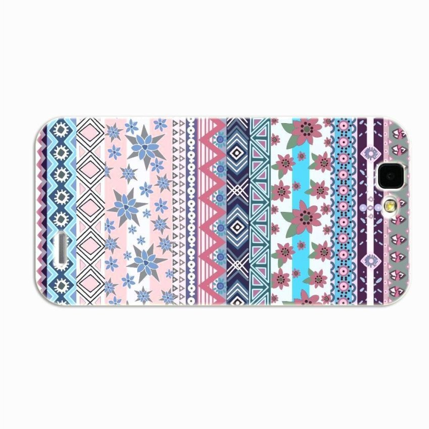 PC Plastic Case for Huawei G7 multicolor