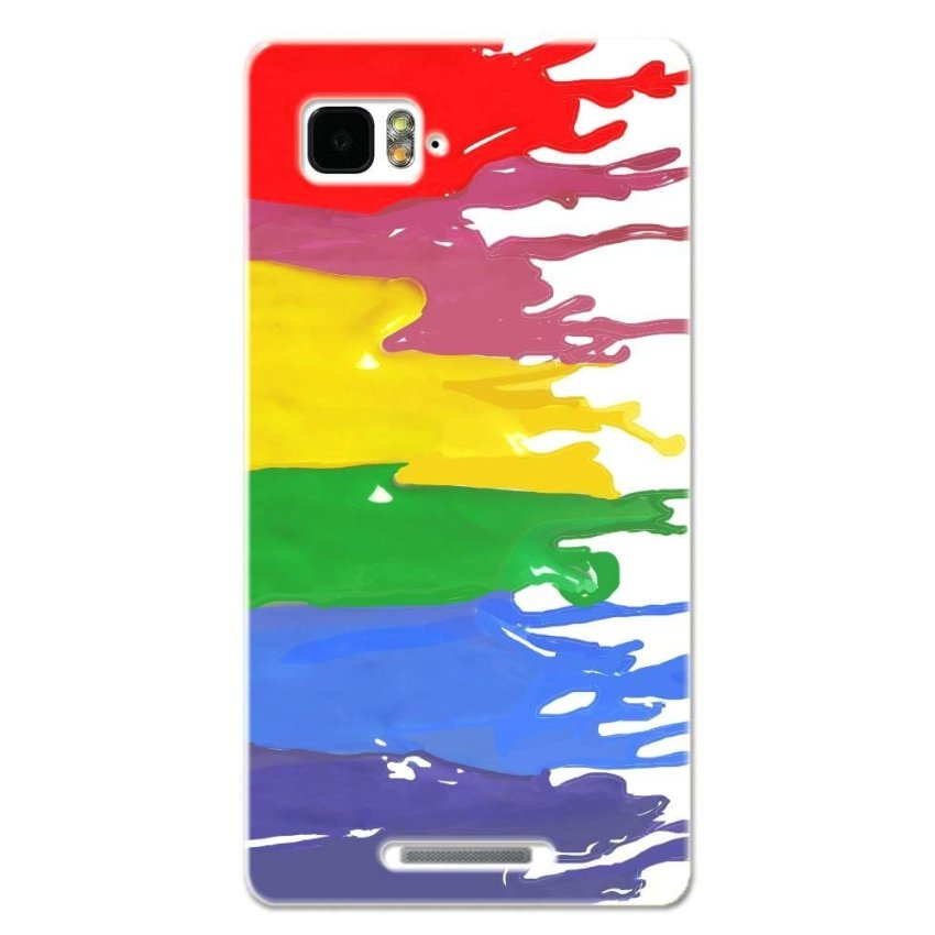 PC Plastic Case for Lenovo VIBE Z K910 multicolor