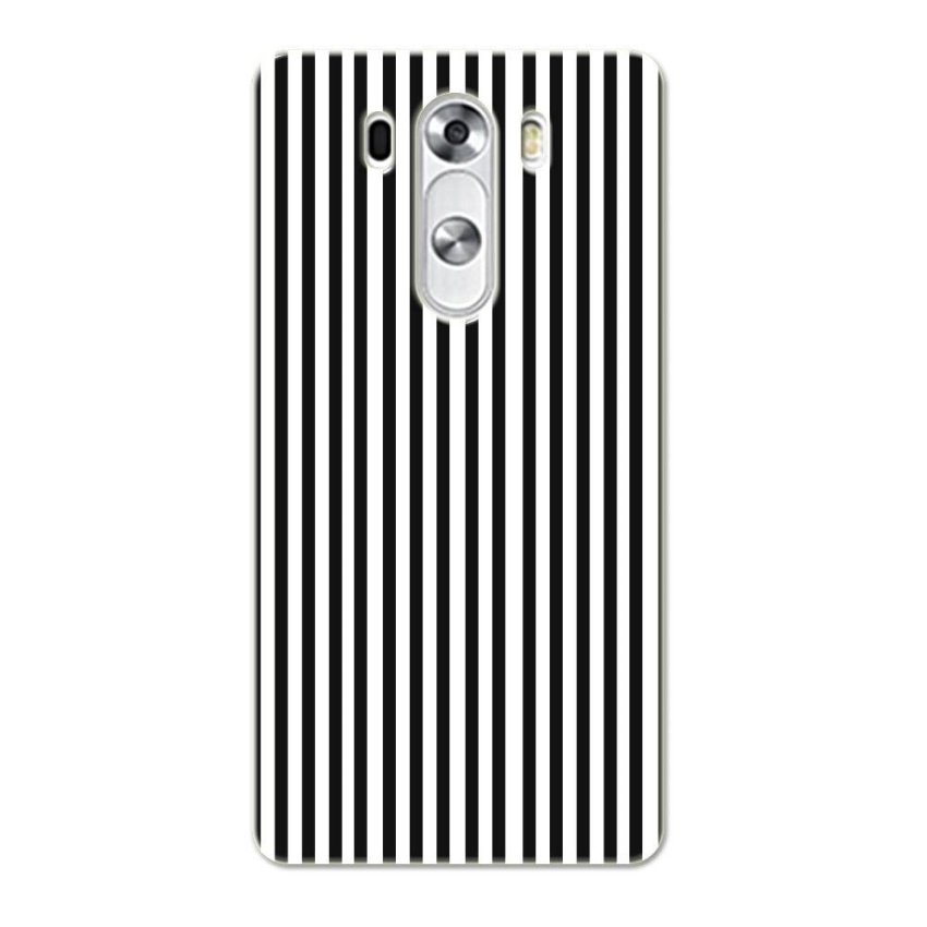 PC Plastic Case for LG G3 black-and-white