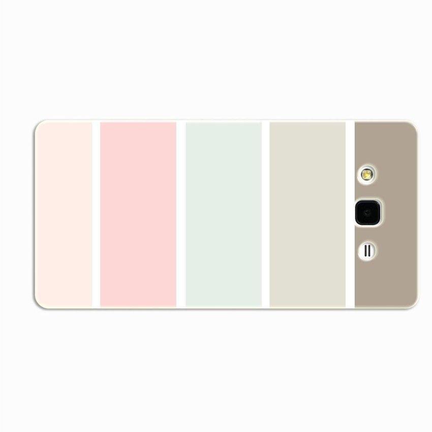 PC Plastic Case for Samsung A7 multicolor