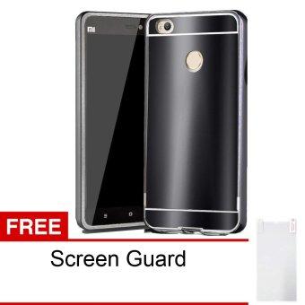 Peonia Xiaomi Redmi Note 2 Aircase Ultrathin Clear Bonus Screenguard Source · Peonia Glare Mirror Backcase