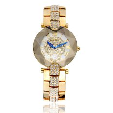 Perfect Sousou 2016 Nian New Shelves Explosion Models Ladies Watches Women Watch With Diamond Factory Direct Foreign Trade (Gold) - Intl