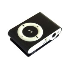 Player MP3 Shuffle MP3 Player - Hitam