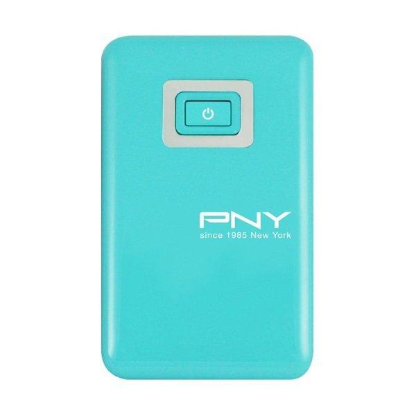 PNY PowerBank 5100mAH - Biru
