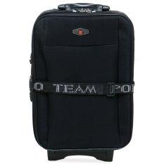 "Polo Team 8905 Koper Kabin 18"" - Hitam - Gratis Pengiriman Jabodetabek"