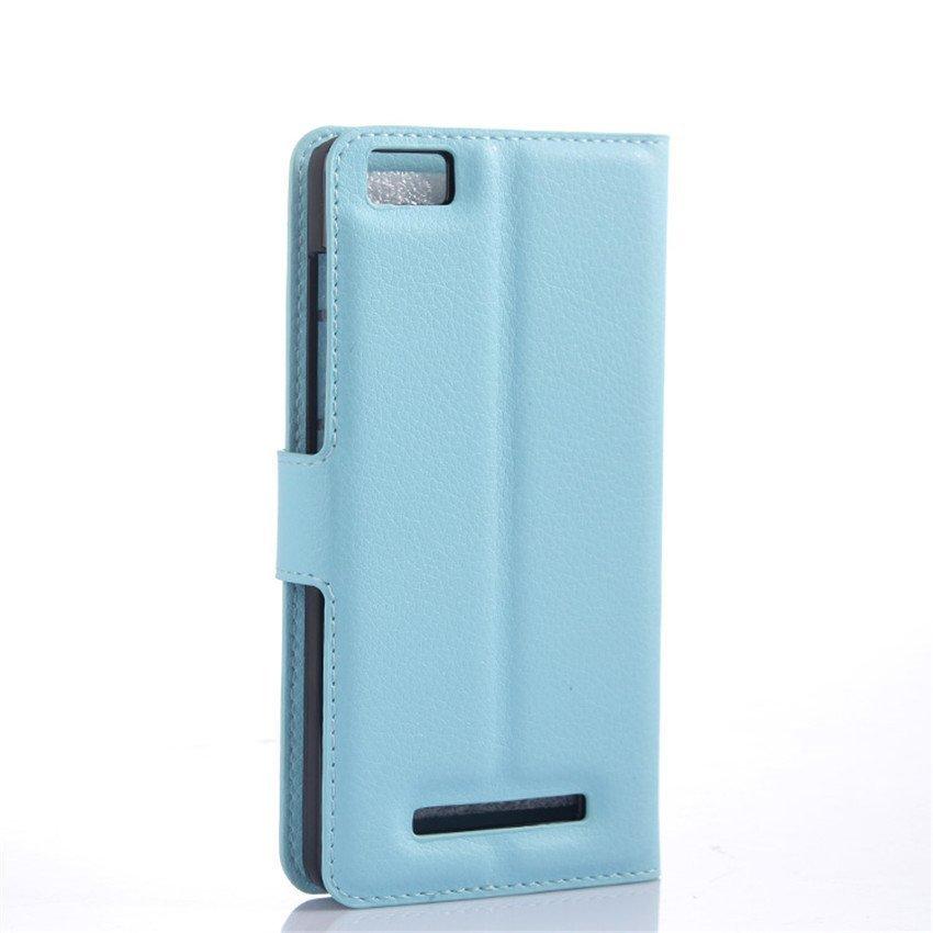 PopSky Phone Case for Xiaomi Mi4 (Blue)