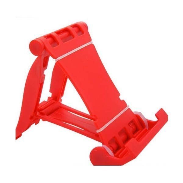 Portable Desktop Foldable Stand Holder For iPhone Samsung Htc Phone GPS (Intl)