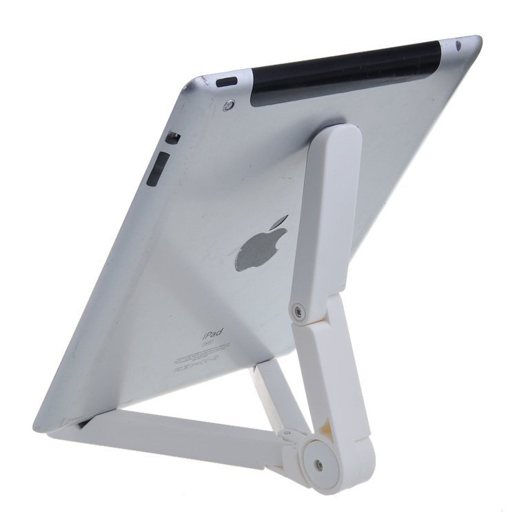 Portable Fold-up Compact Travel Stand Desktop Tablet Holder Folding Dock