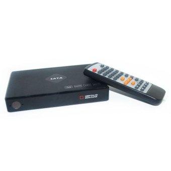 Portable Full HD Multi-Media Player 1080P Outpurts VGA HDMI Blue 1080P AV YPBPR Full HD Player