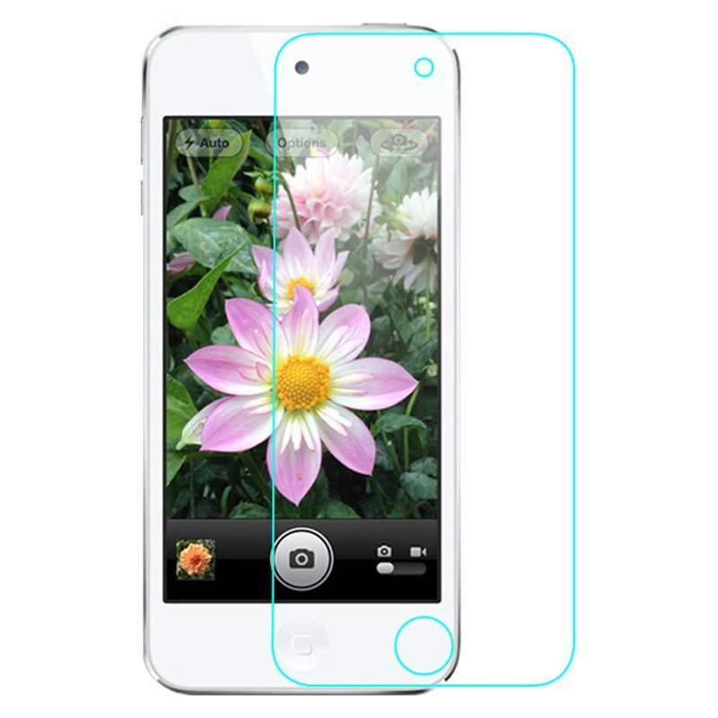 Premium Tempered Glass Clear Screen Protector for Apple iPod Touch 5th Generation (Intl)