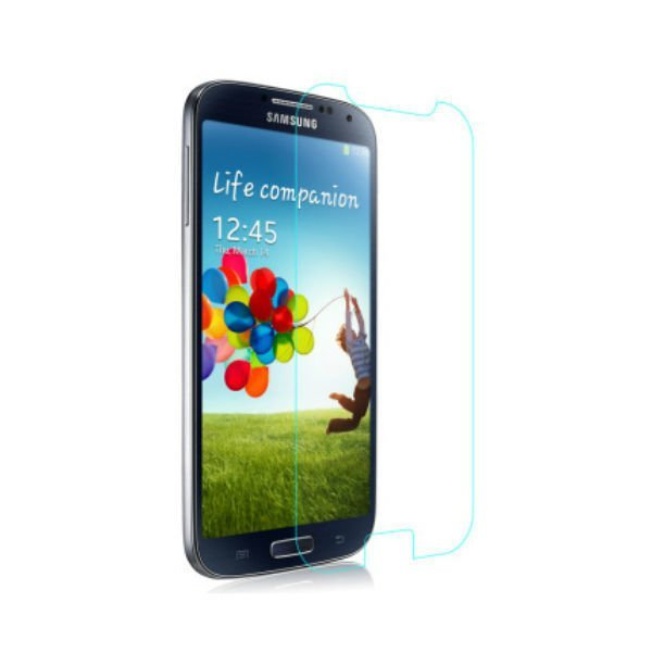 Premium Tempered Glass Screen Protector Film for Samsung Galaxy i9500 S4 SIV S IV 4 Shatter (Intl)