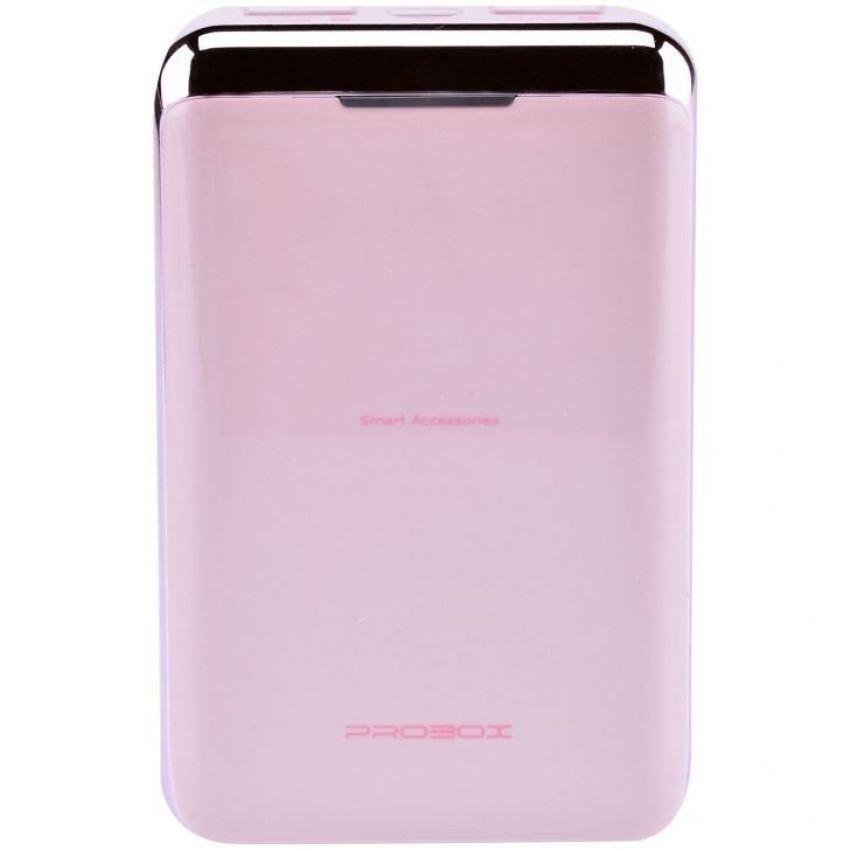 Probox HE1-78U2 MyPower Power Bank 7800 mAh - Pink