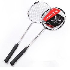 Professional High Carbon Fiber Badminton Racquet 2 pc with bag