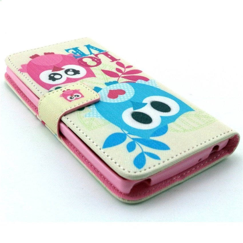 PU leather Case Cover For LG MAGNA C90 H502 (Intl)