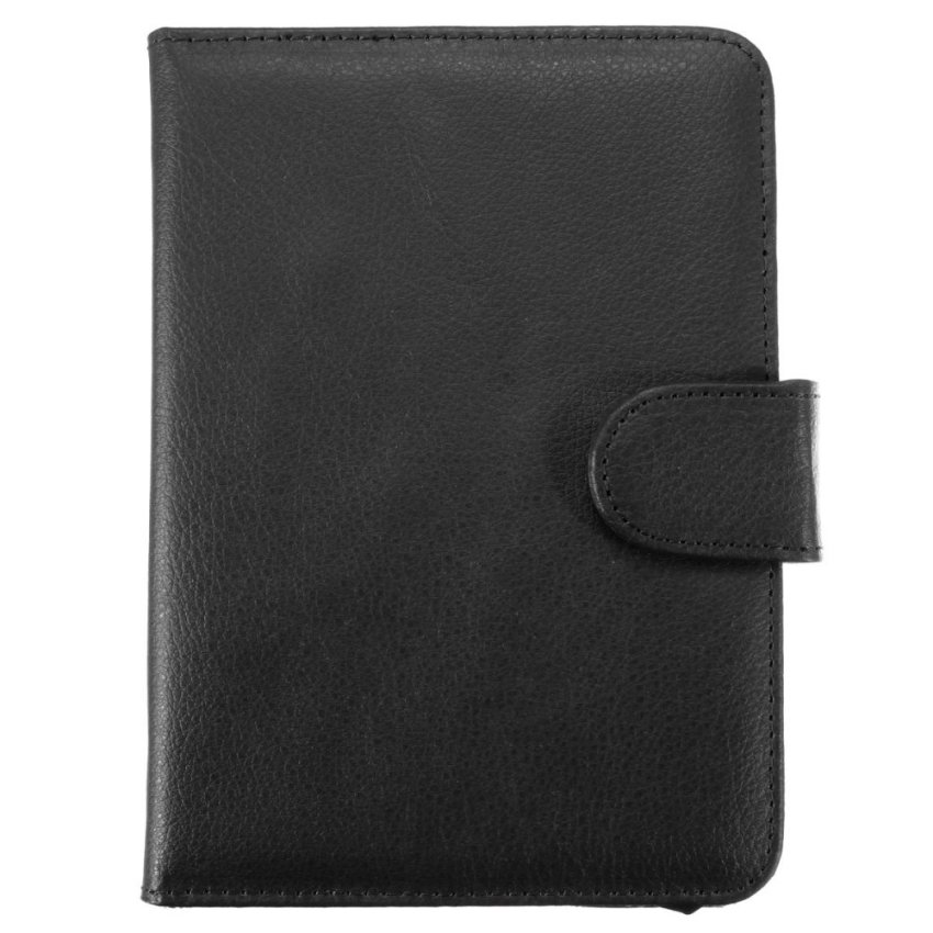 PU Leather Cover for Kindle Paperwhite (Black) (Intl)