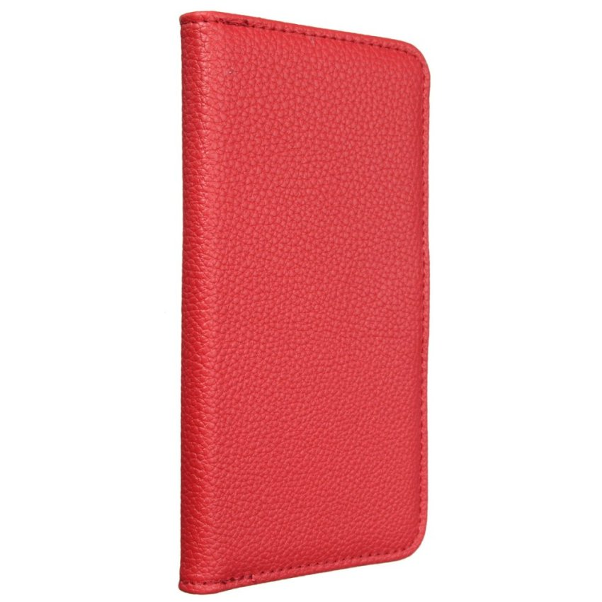PU Magnetic Leather Cover for ASUS Zenfone 2 5.5 (Red) (Intl)