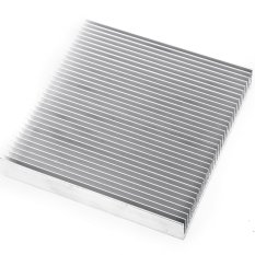 Pure Aluminum Heat Block 90 x 90 x 15MM (Intl)