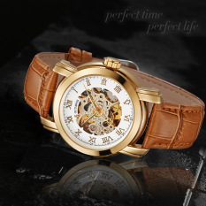 Pyonk Swiss Men's Women's Luxury Brand Couples Geneva Sports Men And Women Table Mechanical Watches Wholesale