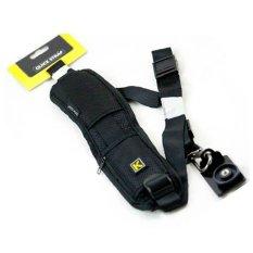 Quick Rapid Camera Strap Sling, Tali Sabuk Kamera - Hitam