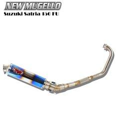R9 - NEW MUGELLO - SUZUKI SATRIA FU - Full Sistem