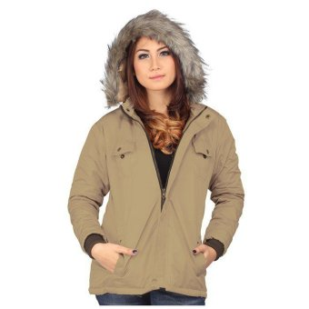 Raindoz Jaket Wanita Fashionable