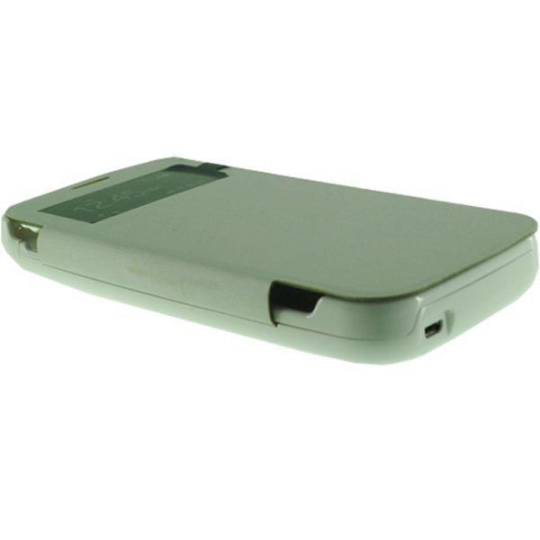 Rapid Power Bank Case Samsung Galaxy S4 Dengan Pelindung DF 201 -Putih
