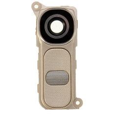 Rear Back Camera Glass Lens Cover Frame Holder For LG G4 H815 H810 H811 VS986 S Gold- Intl