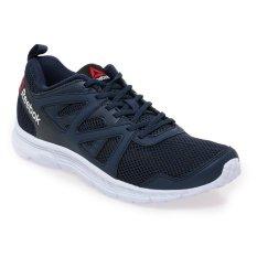 Reebok Run Supreme 2.0 Sepatu Lari Pria - Navy-Putih-Coal
