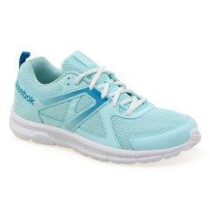 Reebok Run Supreme Sepatu Lari Wanita - Cool Breeze-Conrad Blue-Steel