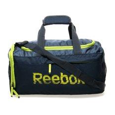 Reebok Waves Team Bag Tas Tote Travel - Graphit-Vital Green