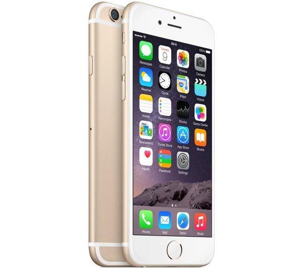 Refurbish Apple iPhone 6 - 64 GB - Gold - Grade A