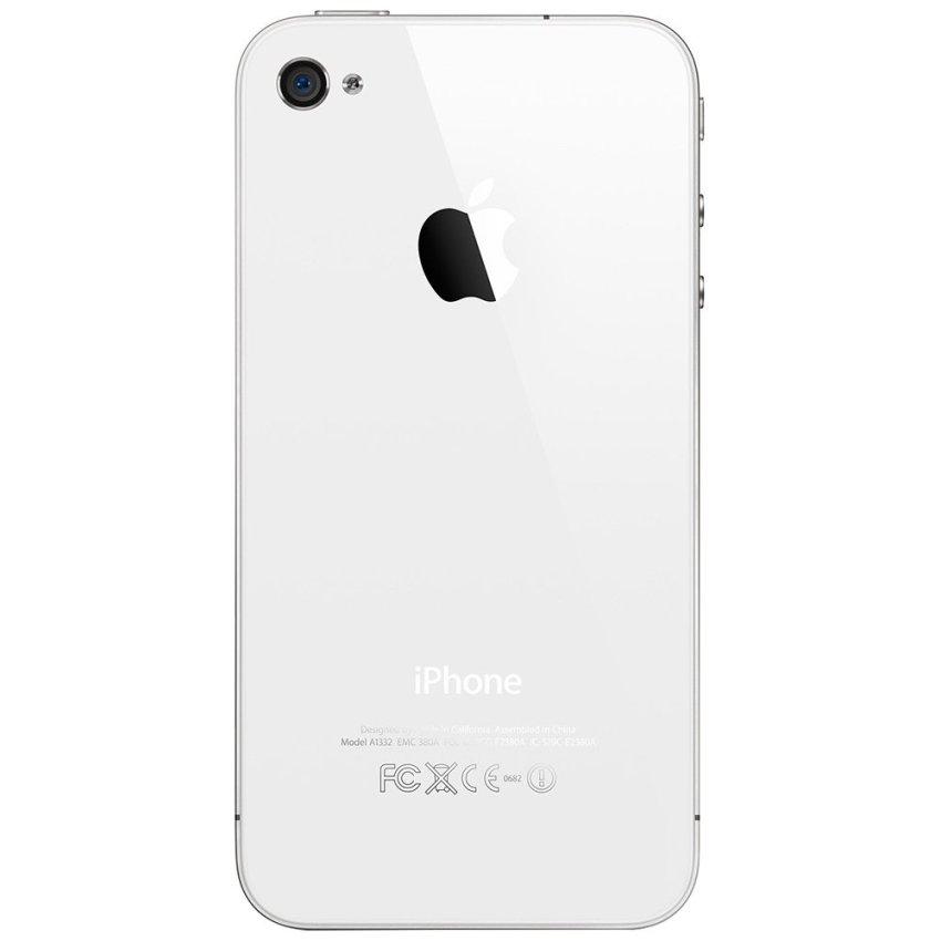 Refurbished Apple iPhone 4 - 8 GB - Putih - Grade A