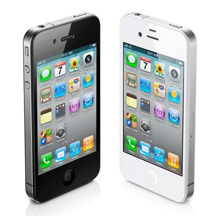 Refurbished Apple iPhone 4s 16gb - Black - Grade A