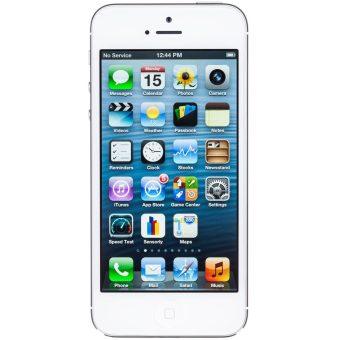 ... Refurbished Apple iPhone 5 16GB Putih Grade A