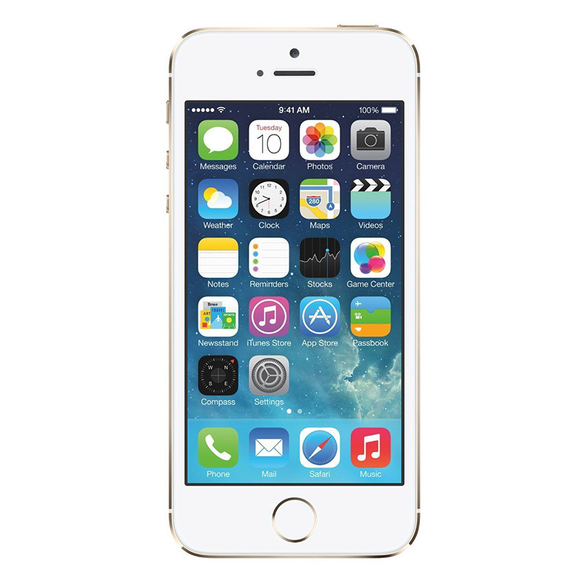 Refurbished Apple iPhone 5S - 32 GB - Gold - Grade A