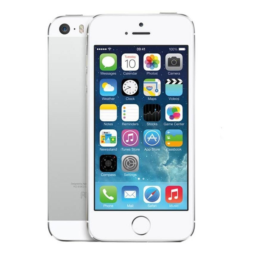 Refurbished Apple iPhone 5S - 32 GB - Silver