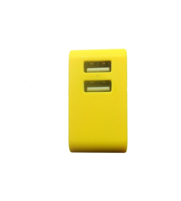 Remax Adapter 3,1A - Kuning