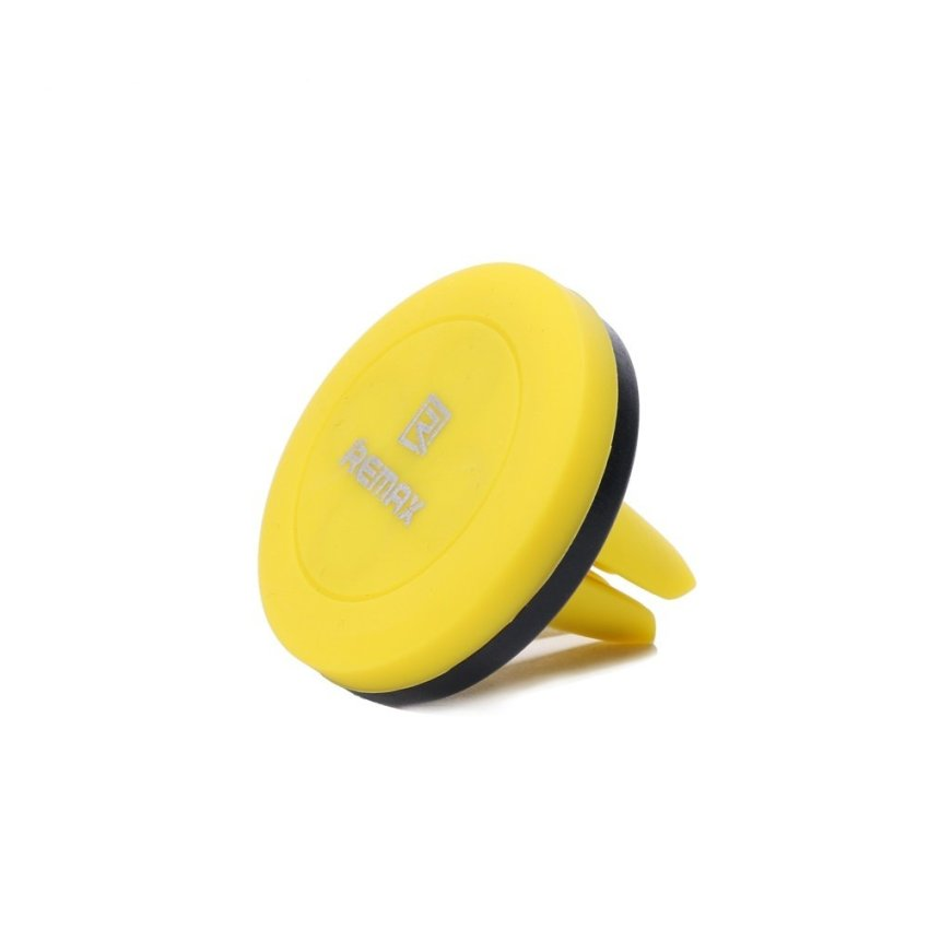 Remax Air Vent Smartphone Holder - Kuning