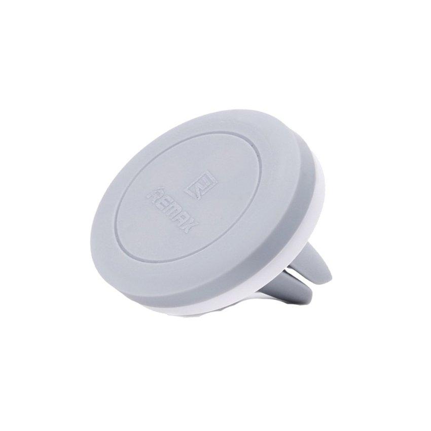 Remax Air Vent Smartphone Holder - RM-C10 - Abu-abu/Putih