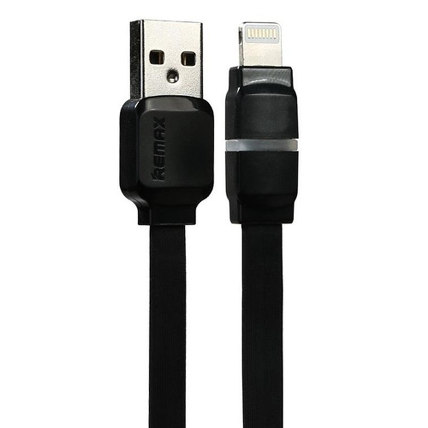 Remax Breathe Lightning Series Data Cable For IPhone,IPad - Hitam