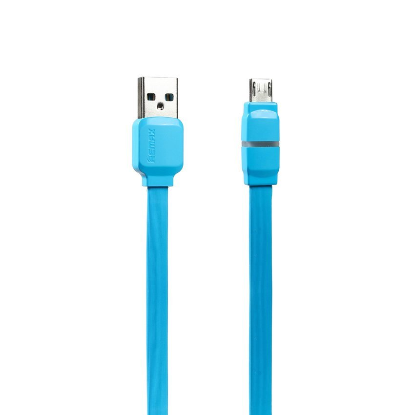 Remax Fast Speed Cable for Android Lightning USB Kabel Data - Biru