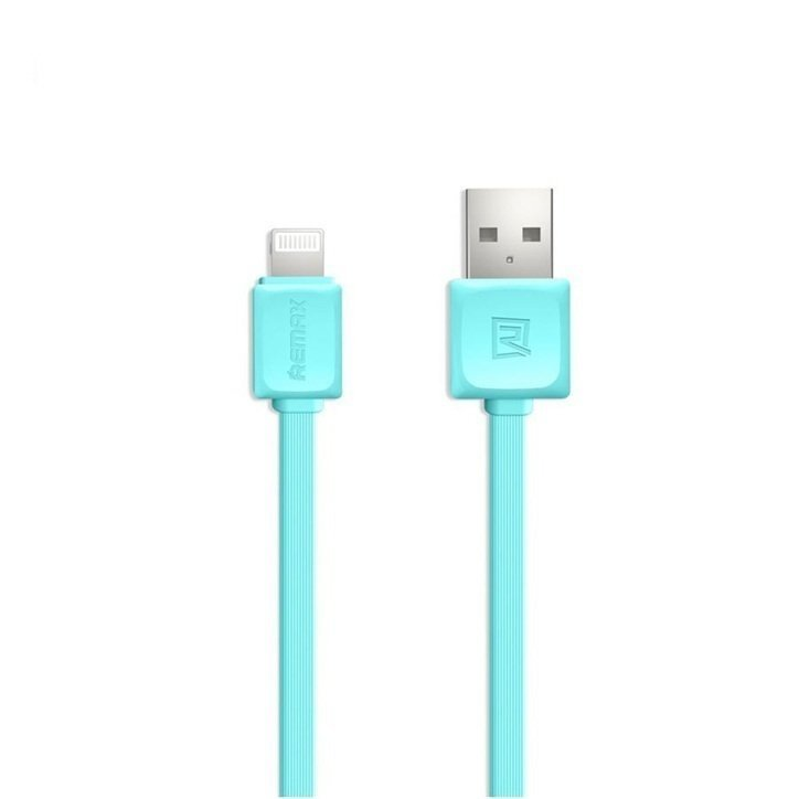 Remax Kabel Charge - Data for iPhone 6/6+/5/5s/iPad Mini/iPad Air - Biru