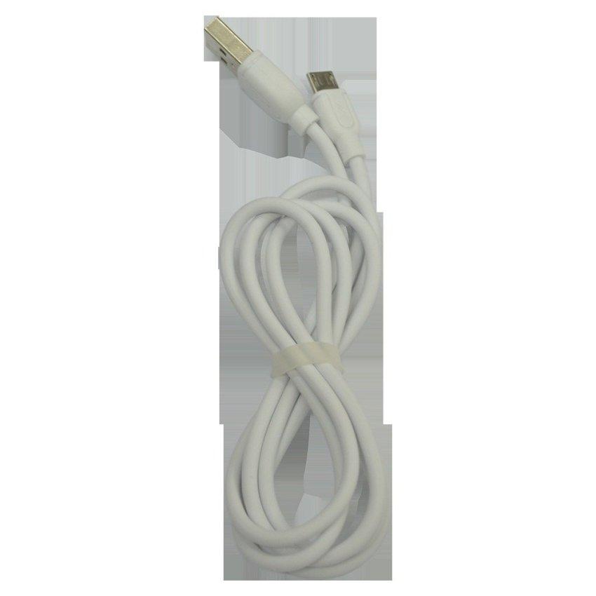 Remax Souffle Cable Micro USB-1M - Putih