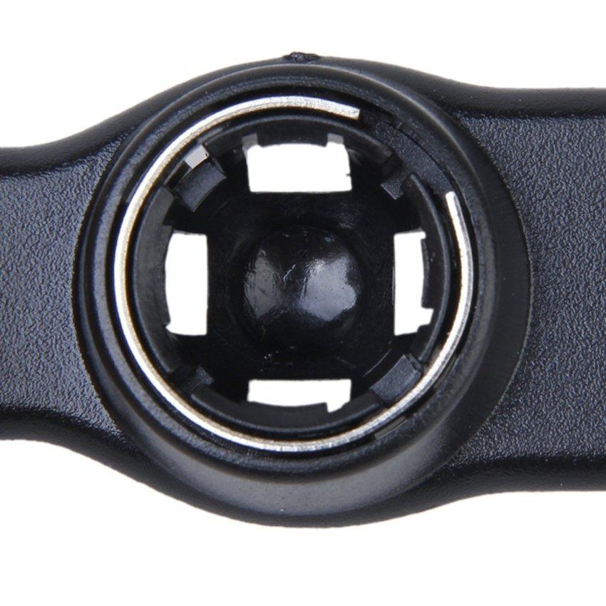 RIS Suction Cup Car Mount GPS Holder for Garmin Nuvi 2400 2440 2445 2415LT 2460LT (Intl)