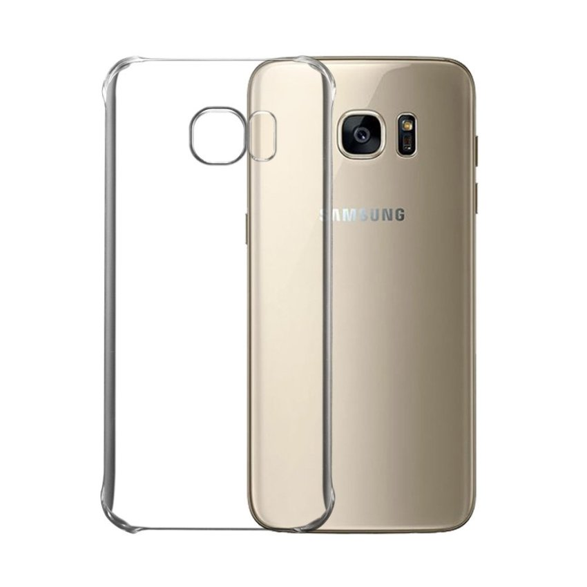 Roybens 0.3mm Ultra Thin High Quality Hard PC Transparent Case For Samsung Galaxy S7 Edge (Clear) (Intl)