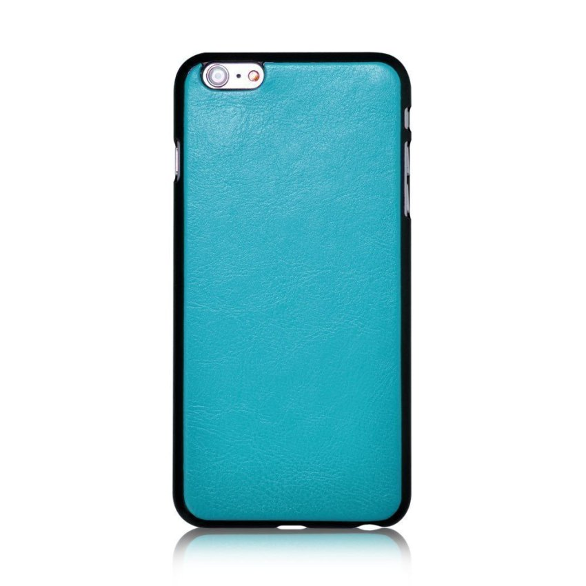 Roybens Leather 9 Card slot Wallet Magnetic Detachable Flip Stand Cover for iPhone 6 Plus/6S Plus Blue (Intl)